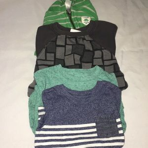 Toddler Shirt and Hoodie